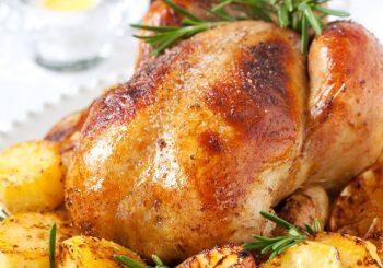 Réservez vos pintades de noël et vos poulets façon chapon
