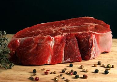 Dernière vente de viande de génisse de l'année 2019