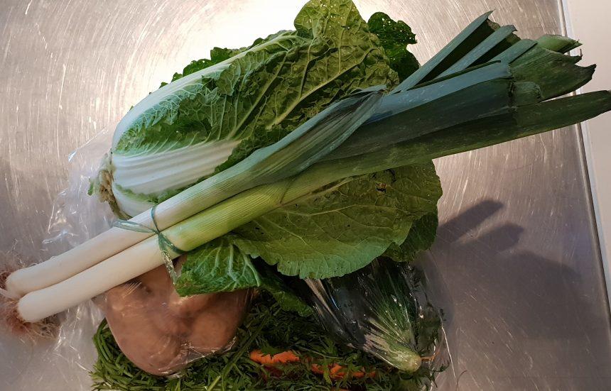 Des paniers de légumes en vente !