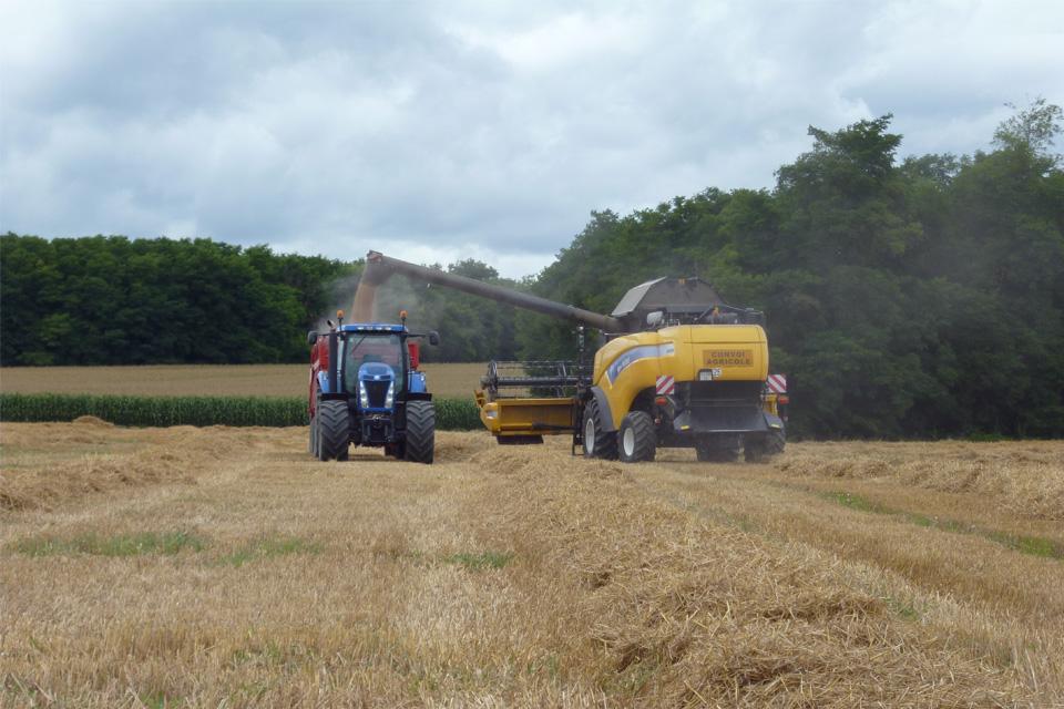 Producteur et éleveur à Chalon sur Saône